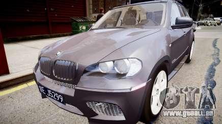 BMW X5 V1.0 pour GTA 4