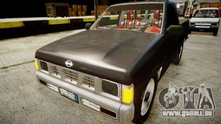 Nissan Pickup 1994 2Doors pour GTA 4