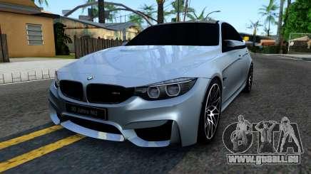 BMW M3 F80 30 Jahre 2016 für GTA San Andreas