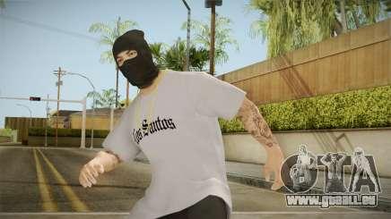 Le bandit masqué pour GTA San Andreas