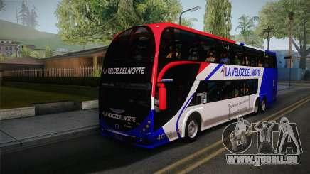 Metalsur Starbus II für GTA San Andreas