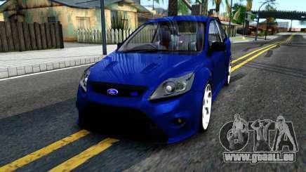 Ford Focus 2 Sedan RS Beta für GTA San Andreas