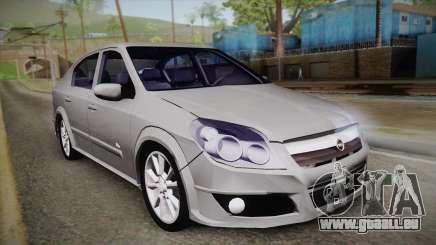 Opel Astra Sedan 2008 pour GTA San Andreas
