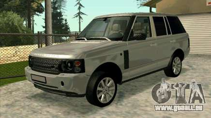 Range Rover Sport 2008 für GTA San Andreas