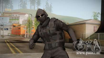 GTA 5 Online Skin (Heists) pour GTA San Andreas