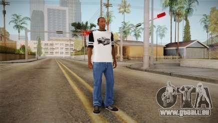 T-Shirt Los Santos Customs pour GTA San Andreas