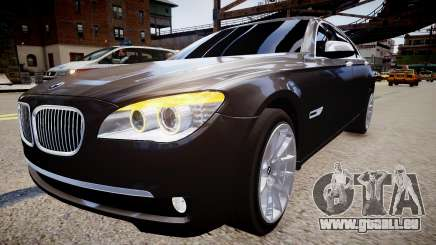 BMW 750 LI v.1.2 pour GTA 4