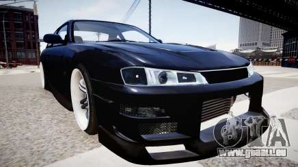 Nissan 200SX Tuning pour GTA 4