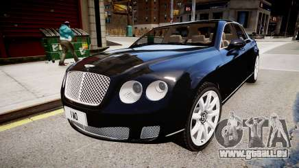 Bentley Continental Flying Spur 2010 für GTA 4