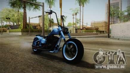 GTA 5 Western Zombie für GTA San Andreas