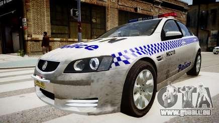 NSWPF Omega v3 für GTA 4