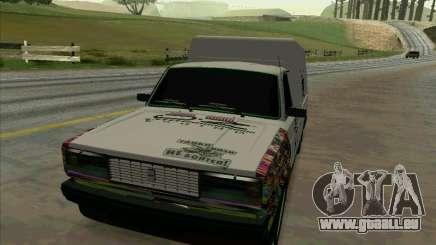 IZH-21175 pour GTA San Andreas