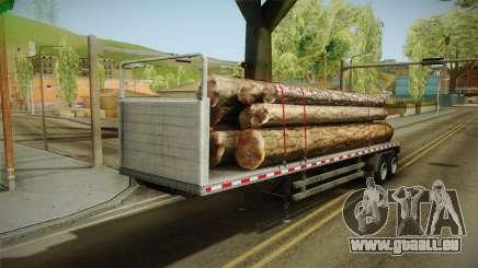GTA 5 Log Trailer v3 pour GTA San Andreas