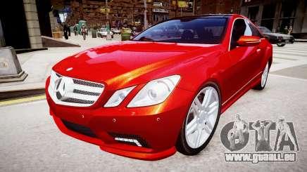 Mercedes-Benz E500 Coupe pour GTA 4