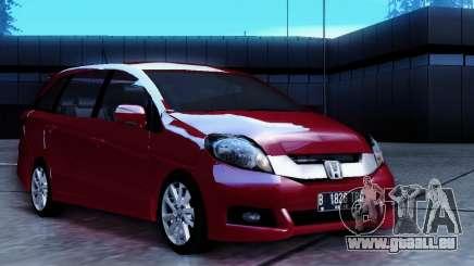 Honda Mobilio für GTA San Andreas