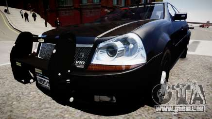 FIB Presidente v1.2 pour GTA 4