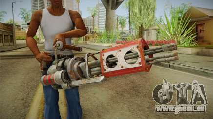 Star Wars Battlefront 3 Minigun pour GTA San Andreas