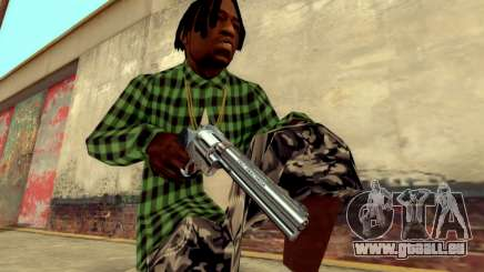 Desert Eagle Revolver для GTA San Andreas pour GTA San Andreas