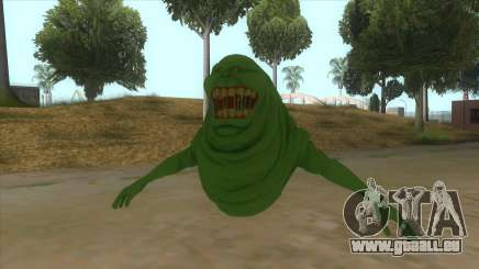 Slimer From Ghostbusters pour GTA San Andreas