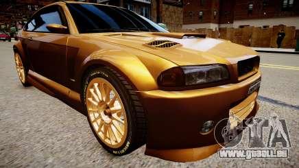 Sentinel GTR pour GTA 4