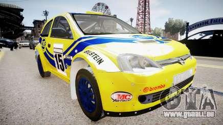 Opel Corsa «Yes, of Corsa» für GTA 4