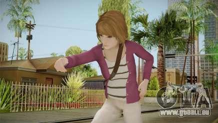 Life Is Strange - Max Caulfield Vortex Club v1 pour GTA San Andreas