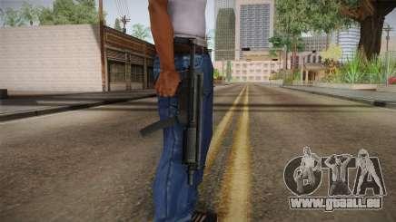 Hidden MP5 pour GTA San Andreas