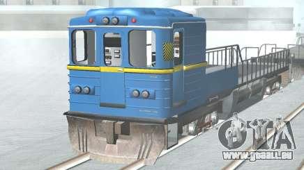Wagon Typ, EMAG 81-502 0001 für GTA San Andreas