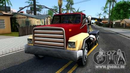 Ciment-camion pour GTA San Andreas