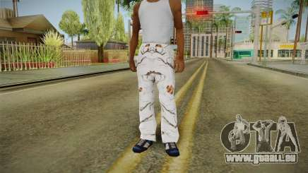 Camouflage pants pour GTA San Andreas