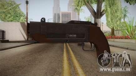 Bikers DLC Compact Grenade Launcher pour GTA San Andreas