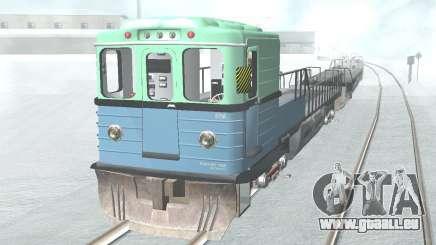Wagon Typ, EMAG 81-502 0002 für GTA San Andreas