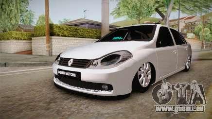 Renault Symbol für GTA San Andreas