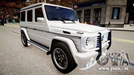 Mercedes-Benz G55 AMG v2 für GTA 4