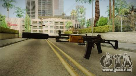 IMI Galil v3 pour GTA San Andreas