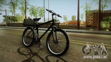 Police Mountain Bike für GTA San Andreas