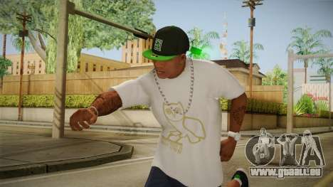 Franklin Ovoxo pour GTA San Andreas