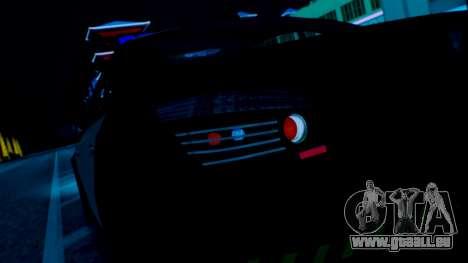 New police lights (For Modders) für GTA San Andreas dritten Screenshot