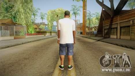 Franklin Ovoxo pour GTA San Andreas troisième écran