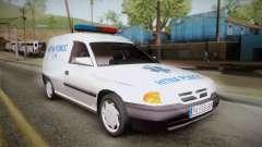 Opel Astra F Van Krankenwagen
