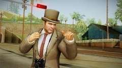 Dead Rising 2 Case West - Frank Dress Suit