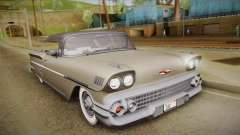 Chevrolet Impala Sport Coupe V8 1958 HQLM
