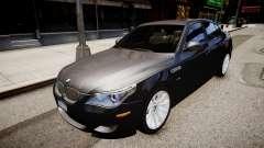 BMW M5 e60 für GTA 4