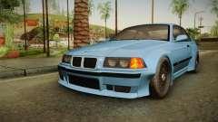 BMW M3 E36 Pandem Kit pour GTA San Andreas