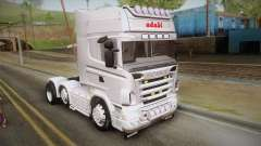 Scania R620 White Adabi