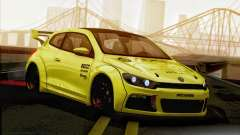 Volkswagen Scirocco R Ngasal Kit pour GTA San Andreas