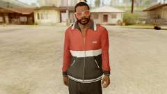 GTA 5 Franklin Jacket and Tracker Pant v1