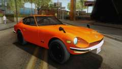 Nissan Fairlady Z 432 1969 für GTA San Andreas