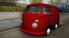 Volkswagen T1 Shortbus pour GTA San Andreas
