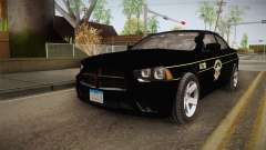 Dodge Charger 2013 SA Highway Patrol v2 für GTA San Andreas